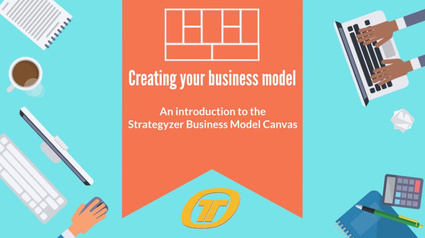 Link to YouTube video on Business Model Canvas.