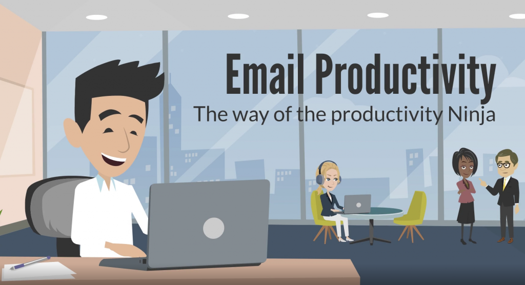 Link to Email Productivity video on YouTube.